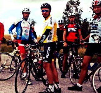 Biciklisti Borča