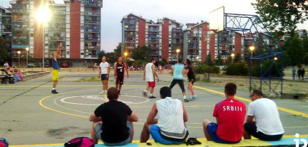 Teren za basket
