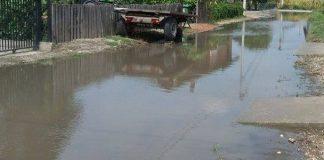 Sebešanci poplavljeni