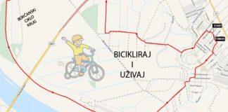 Borca biciklisticka tura