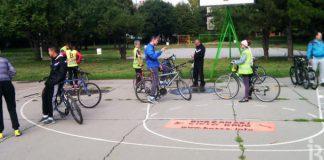Biciklisti - Borča