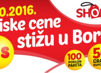 DIS market Borča