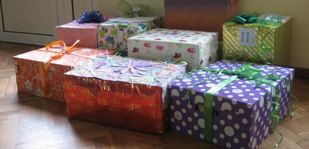 novogodišnji paketici