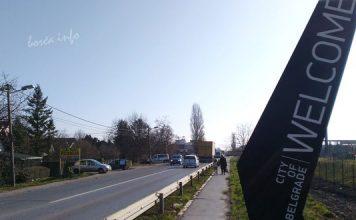 Beograd Borča - Zrenjaninski put