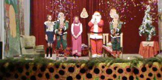 Deda Mraz predstava