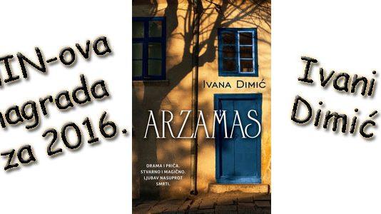 Arzamas - NINova nagrada za 2016.