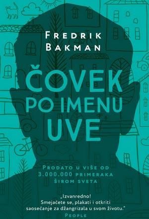Čovek po imenu Uve – Fredrik Bakman
