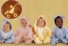Palilula poklanja bebi kolica