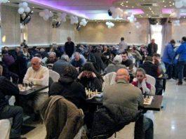 Šahovksi turnir u Borči