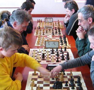 Šahovski turnir u Borči