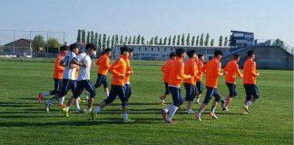 Tianjin Teda - BSK Borča