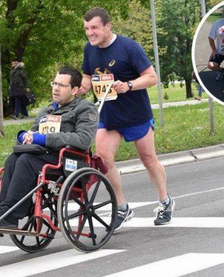 Born to Run na Beogradskom maratonu
