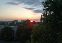 Izlazak Sunca Borča
