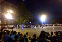 Vidovdanski teren za mali fudbal