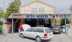 Auto servis - Dijagnostika, klime
