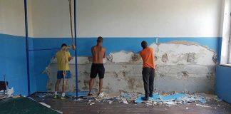 renoviranje škole