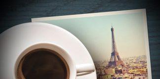 kafa i razglednica