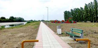 Šetalište pored kanala