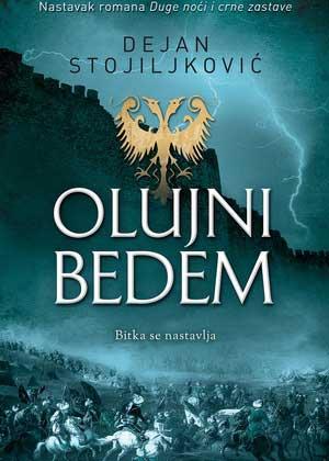 Olujni bedem - knjiga