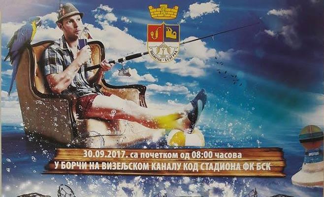 plakat - takmičenje u pecanju