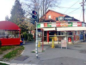 Trofej Borča - Fast food