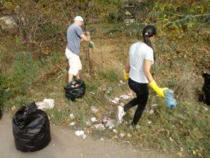 čišćenje smeća