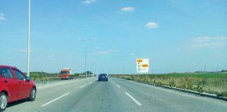 saobraćajnica - obolaznica