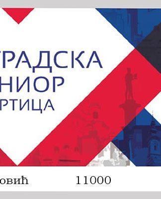 Beogradska senior kartica