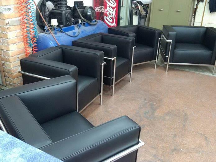 Kožne fotelje