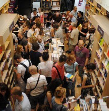 Noć knjige - knjižara