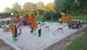 Dečje igralište Švrća