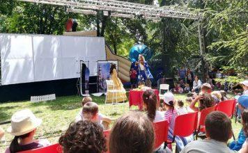 Začarano kraljevstvo - predstava za decu