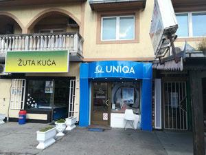 Uniqa osiguranje Borča