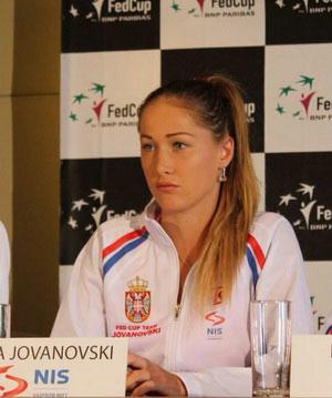 Bojana Jovanovski - teniserka