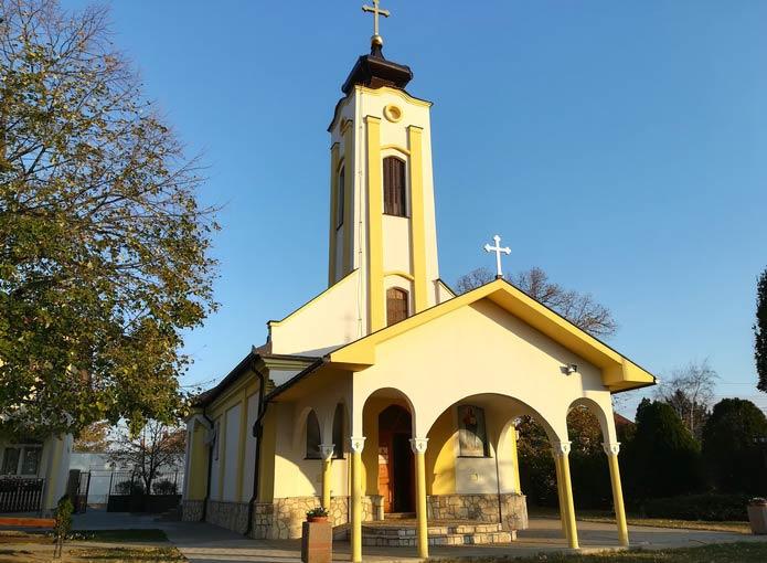 Hram Svetog oca Nikolaja