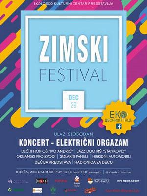 Zimski festival - Borča
