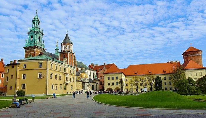 Krakov, Poljska