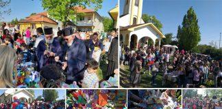 Humantarni uskršnji bazar