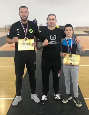 Voždovac Fight Team - Savate - Borča