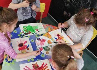 Dečji radovi u vrtiću