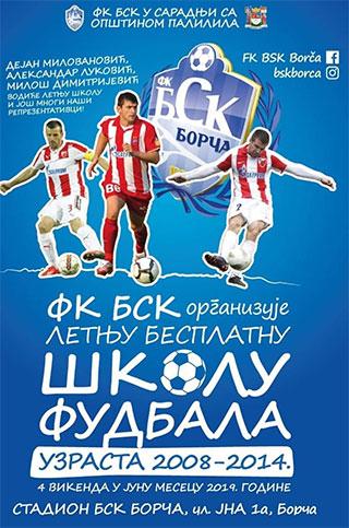 Fudbaleri - Besplatna škola fudbala