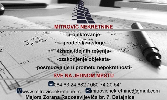 MItrović Nekretnine