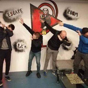 Igrači - Escape room Play
