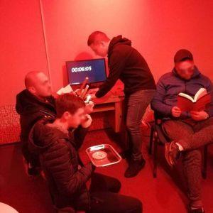Igrači - Escape room Borča