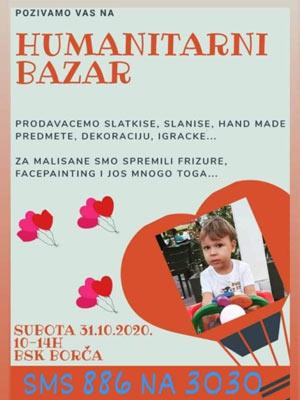 Humanitarni bazar za Viktora