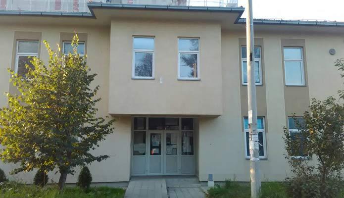 Zgrada biblioteke i pošte